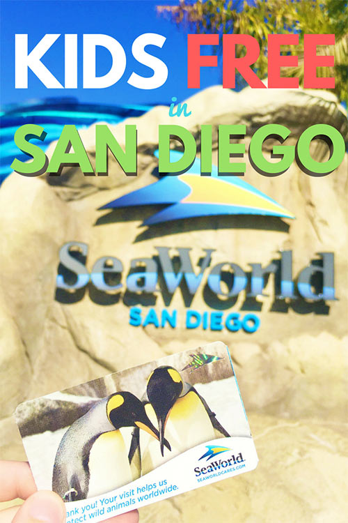Kids FREE in San Diego this October || Get Away Today