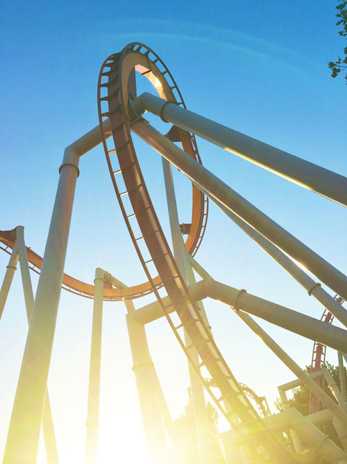 Knott's Berry Farm – Roller Coasters You Might Want To ... |Knotts Berry Farm Coasters