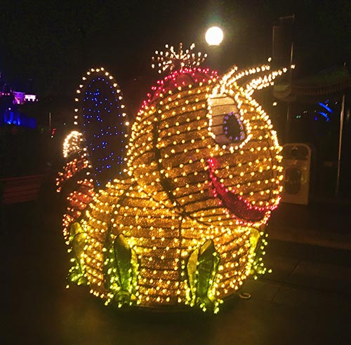 Disneyland Electrical Parade Dinner Packages