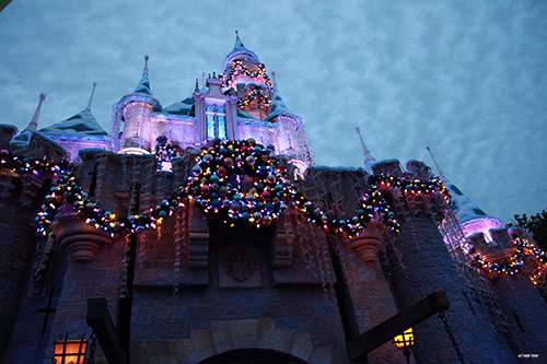 Maxpass During Holidays at the Disneyland Resort