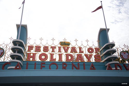 Maxpass During Holidays at the Disneyland Resort Festival of Holidays