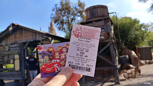 Maxpass Tips for Disneyland FastPass