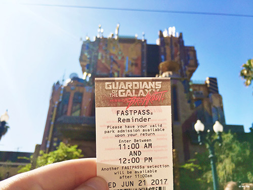 Maxpass Tips for Disneyland