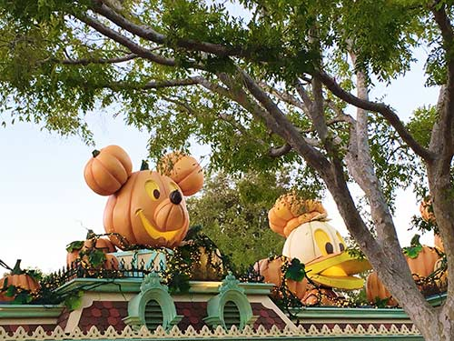 Mickey's Halloween Party 2017