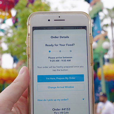 Mobile Ordering at Disneyland: Everything You Need to Know