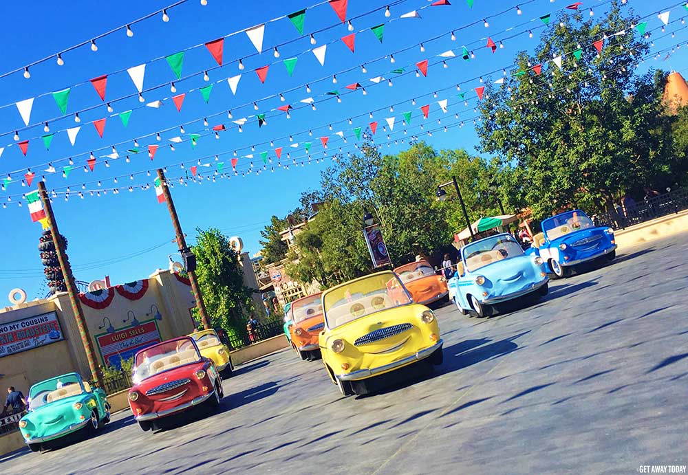 Most helpful online travel agency Cars Land