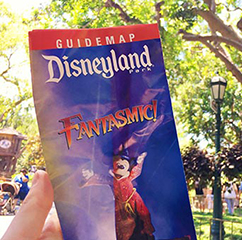 Is the New Fantasmic! at Disneyland Different?