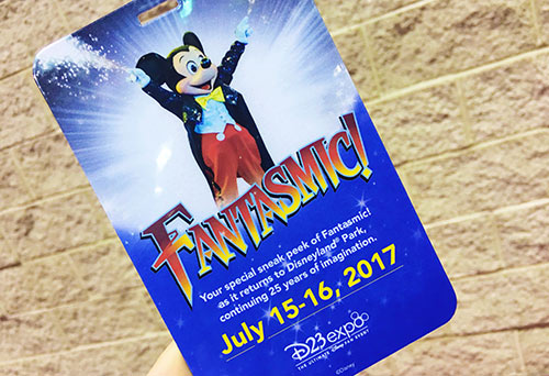 New Fantasmic at Disneyland Preview