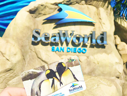 What's New at SeaWorld 2017 - Ticket