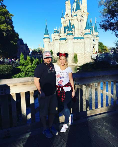 Employee Spotlight - Erica Disney World