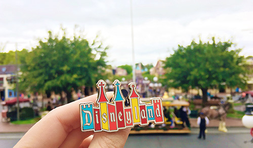 Pin Trading at Disney Resorts