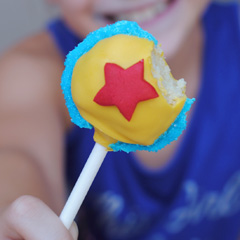 Make Your Own Pixar Ball Cake Pops
