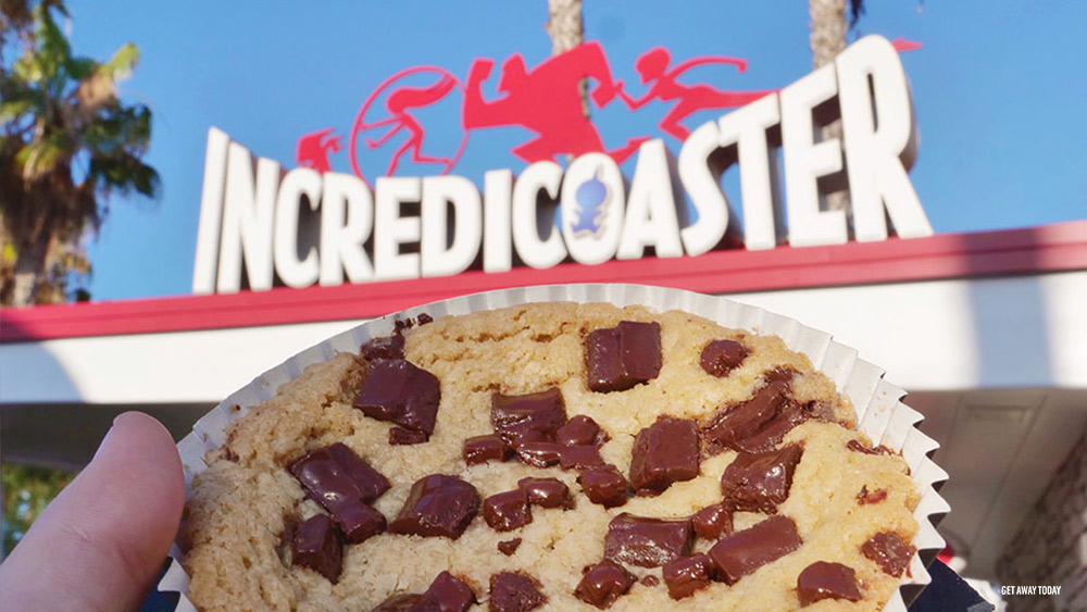 Pixar Pier Food Items Jack Jack Cookie Num Nums