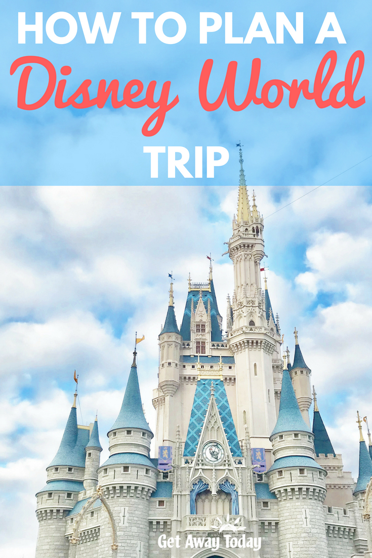 How to Plan a Disney World Trip || Get Away Today
