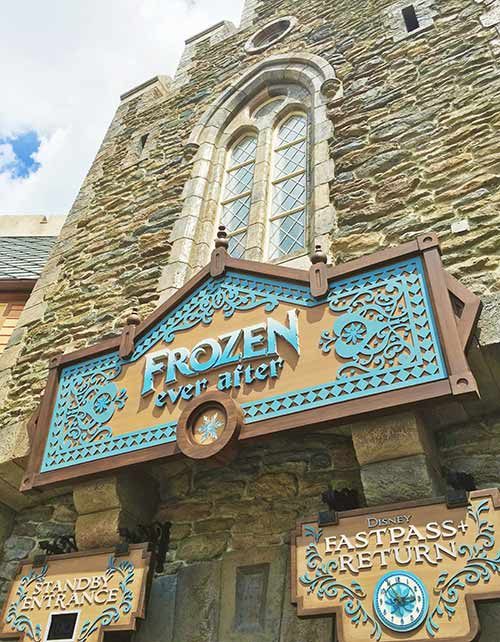 Planning Tips for Disney World Frozen Ride