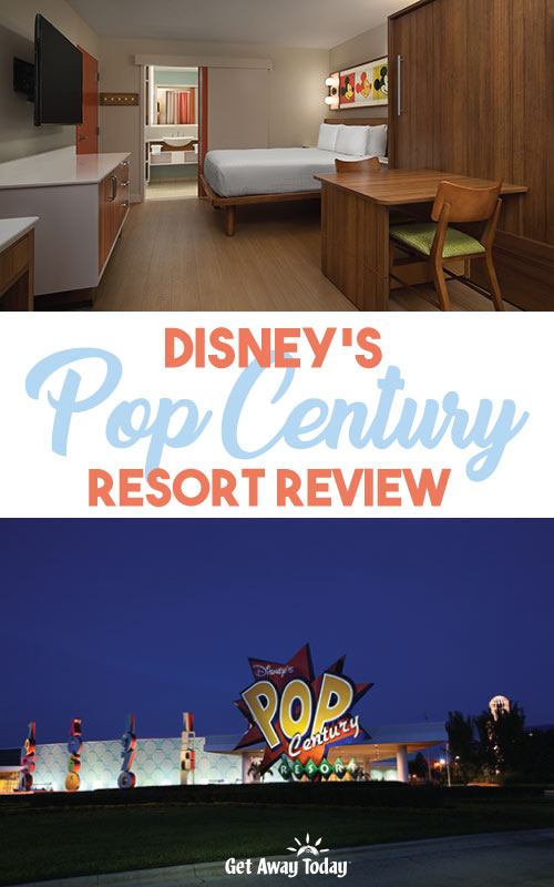 Disney's Pop Century Resort Review || Get Away Today