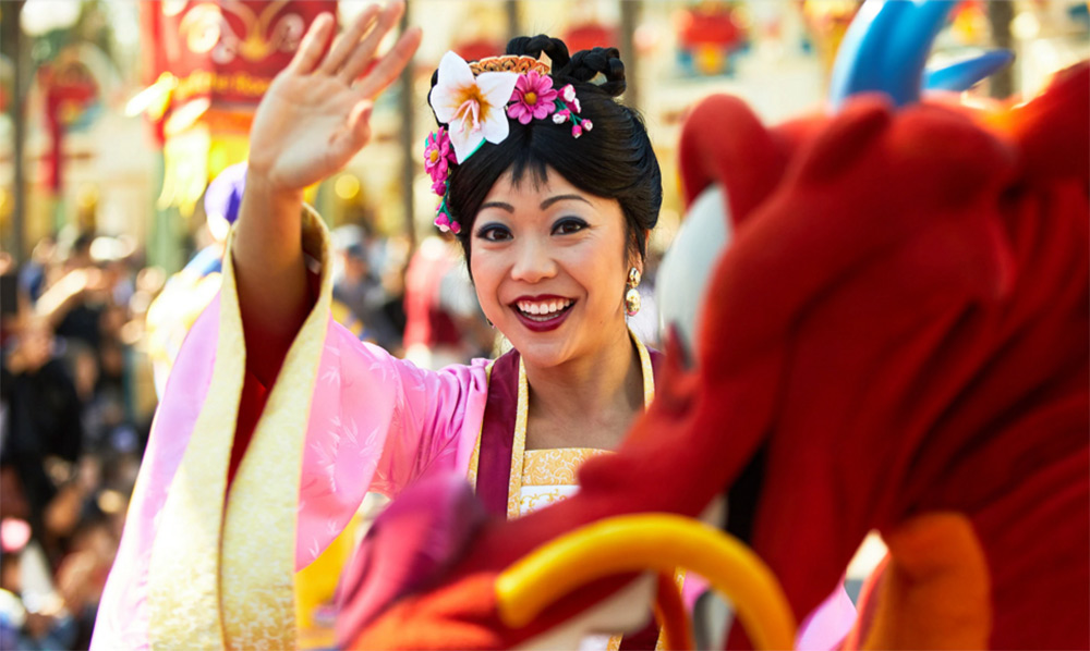 Reasons to go to Disneyland this spring Lunar New Year