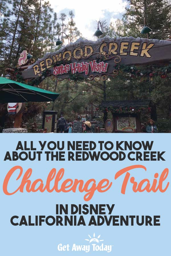 Redwood Creek Challenge Trail || Get Away Today