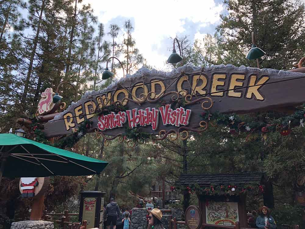 Redwood Creek Challenge Trail Header