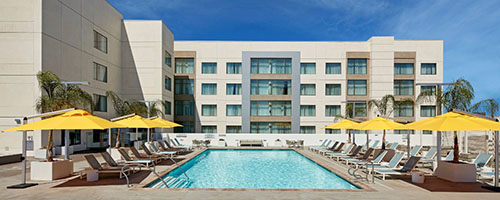 Residence Inn at Anaheim Convention Center Pool