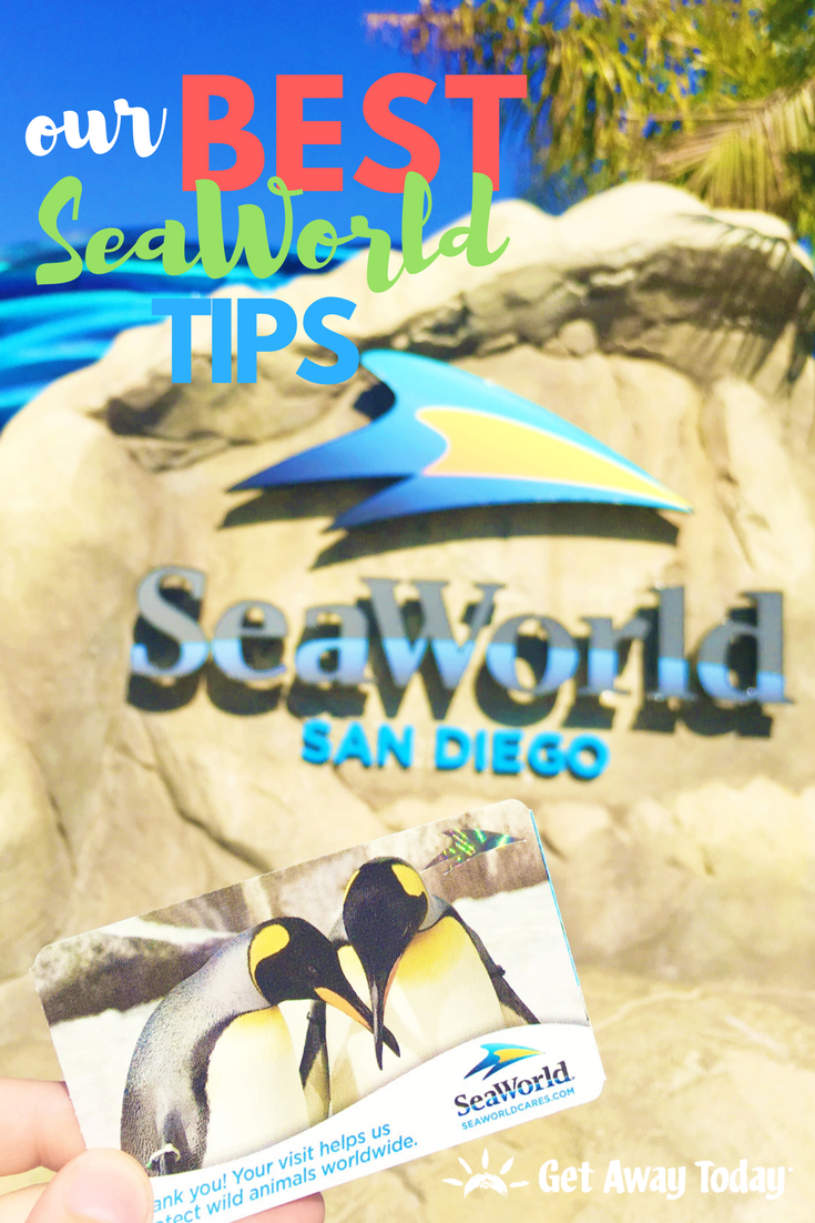 The BEST SeaWorld San Diego Tips || Get Away Today