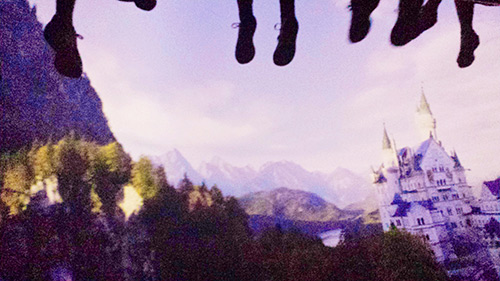Soarin' Around the World Germany Neushwanstein Castle
