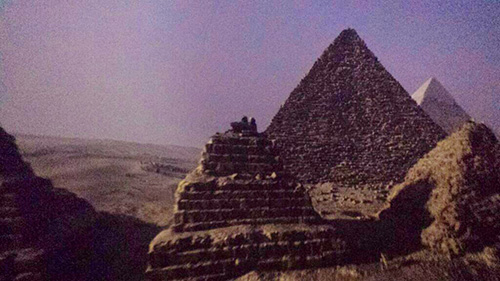 Soarin' Around the World Great Pyramids of Giza