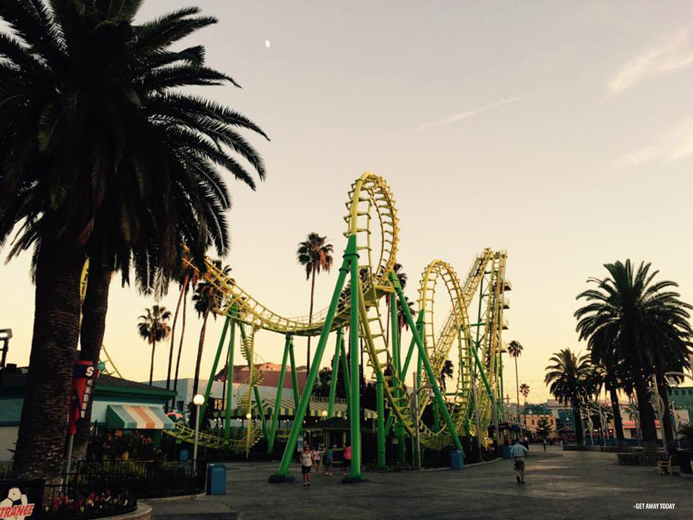 Southern California CityPass Knotts Berry Farm