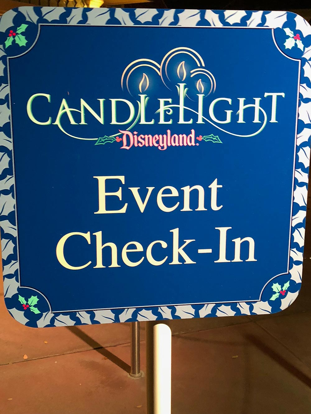 Special Events at Disneyland A Guide to Amazing Fun Candlelit Entrance
