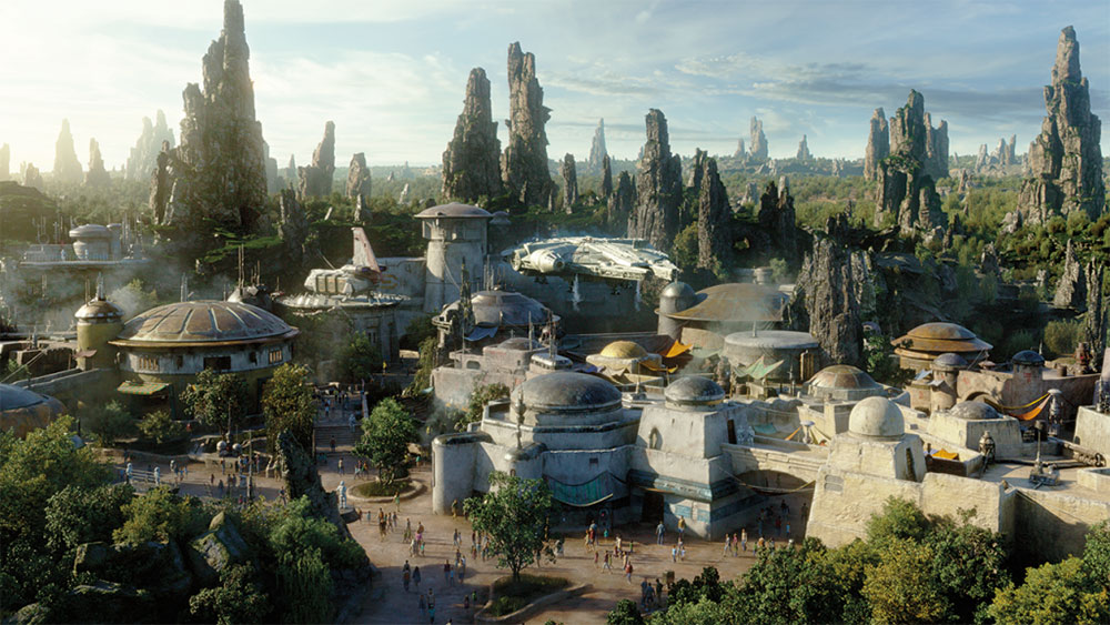 Star Wars Galaxy's Edge Reservations Land