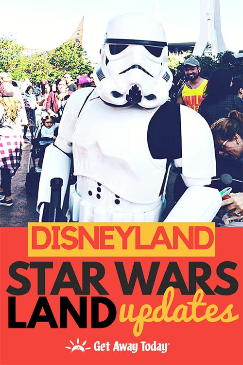 Star Wars Land Updates - Movie Monday || Get Away Today