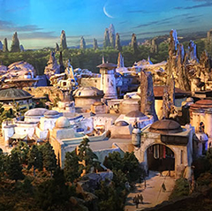Everything We Know About Star Wars Land in Disneyland