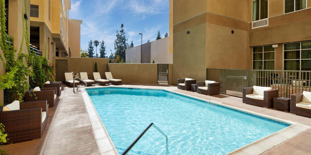 Staybridge Suites Anaheim at the Park Pool