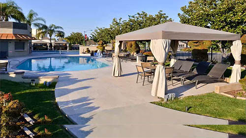 Stovalls Inn Review Pool