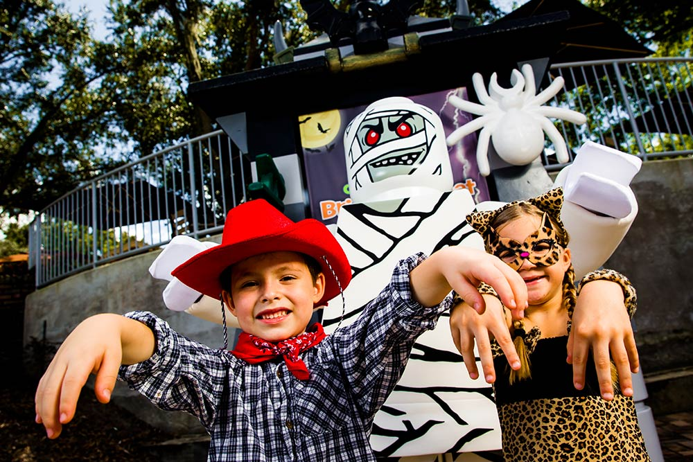Things You Didn't Know About Legoland Brick or Treat