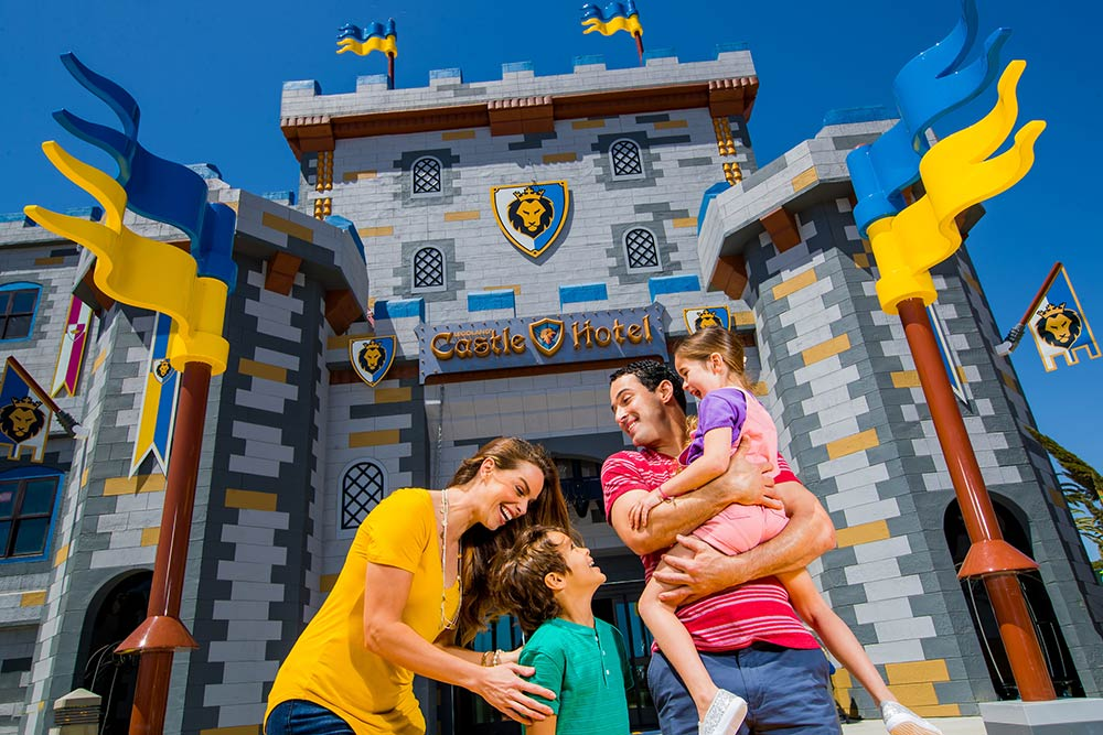 Things You Didn't Know About Legoland Castle