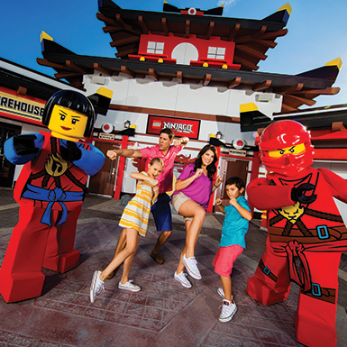 5 Things You Didn't Know About LEGOLAND
