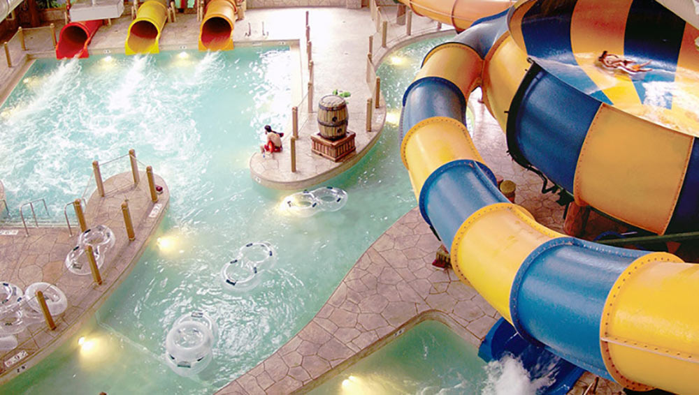 Things to do at Great Wolf Lodge Waterpark