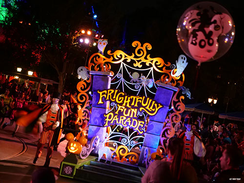 Things You Can Only Find at Mickey's Halloween Party