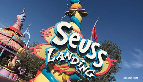 Universal Orlando Tips Seuss Land