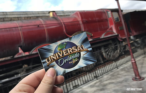 Universal Orlando Tips Ticket