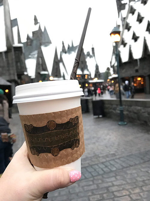 Harry Potter Inspired Warm Butterbeer Recipe Hogsmeade