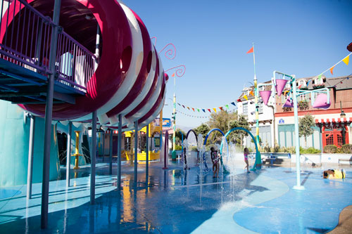 Super Silly Funland at Universal Studios Hollywood
