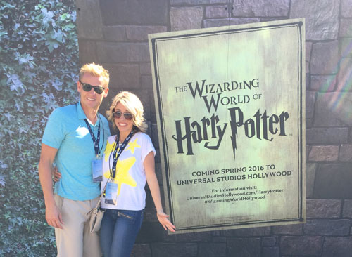 photo regarding Universal Studios Hollywood Printable Coupons referred to as No cost Harry Potter Trip Announcement Printable