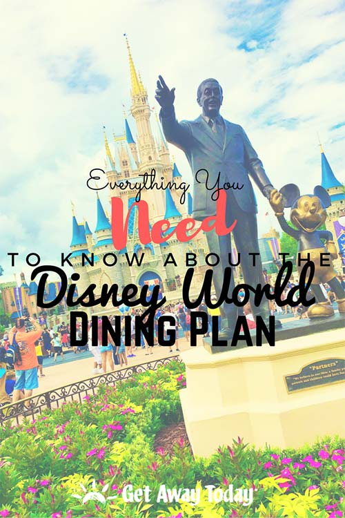 Disney World Dining Plan Comprehensive Guide