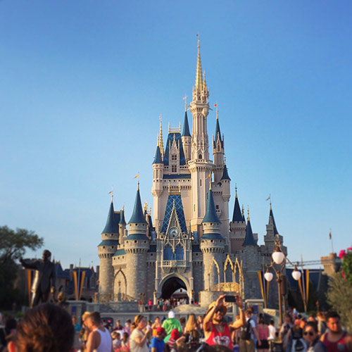 Romantic Things to do at Disney World Castle