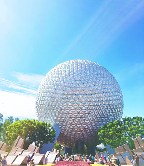 Romantic Things to Do at Disney World Spaceship Earth