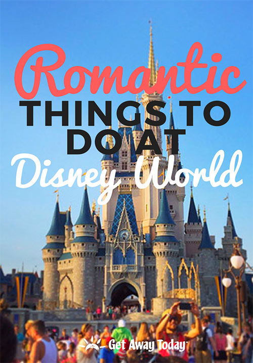 Romantic Things to Do at Disney World
