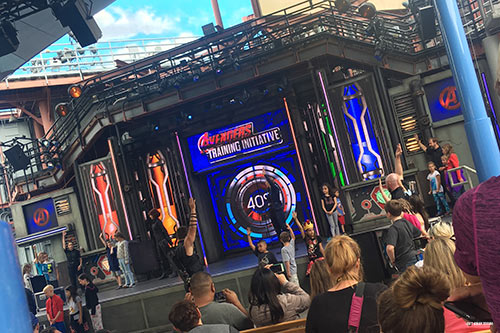 What is Summer of Heroes at Disneyland Avengers Training Initiative