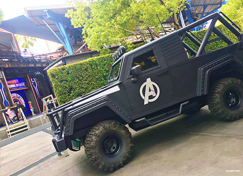What Is Summer of Heroes at Disneyland Black Widow Heroic Encounter